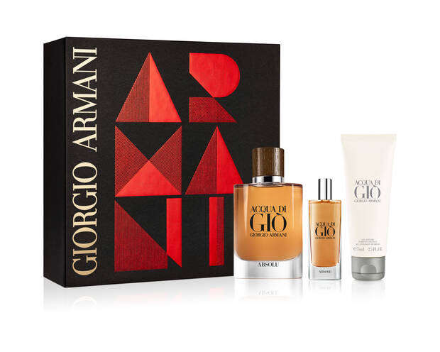 Acqua Di Giò Absolu Gift Set