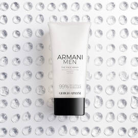 Armani Men The Face Wash Daily Pollution-Removing Cleanser