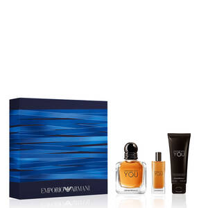 Estuche de regalo Emporio Armani Stronger With You 50 ml
