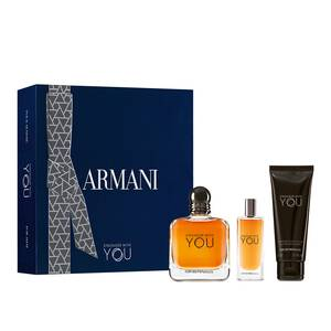 Estuche de regalo Emporio Armani Stronger With You Eau De Toilette 100 ml