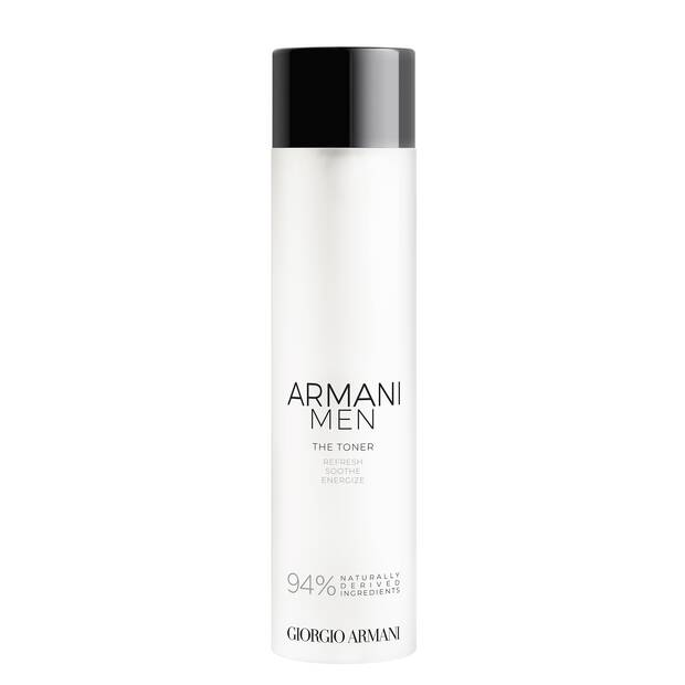 Armani Men Toner Daily Energizing And Soothing Toner