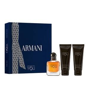 Estuche de regalo Emporio Armani Stronger With You Eau De Toilette 50 ml