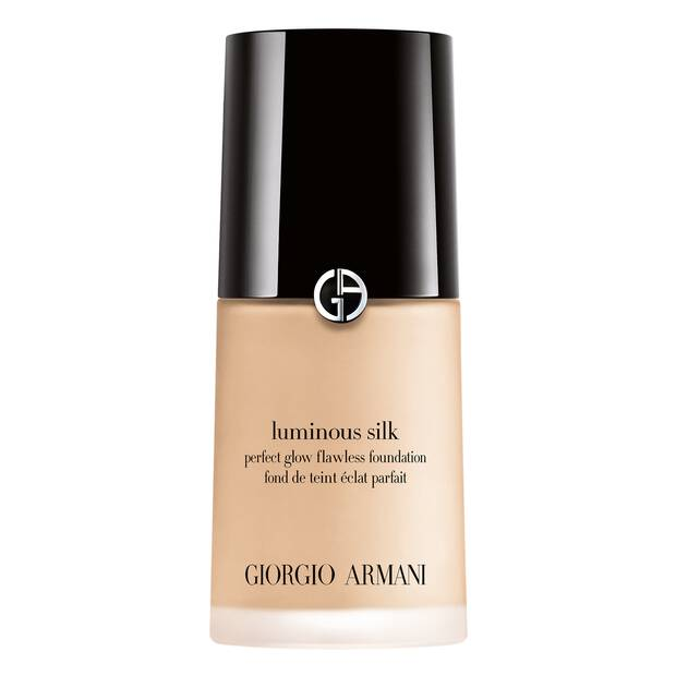 Base de maquillaje líquida ligera Luminous Silk Foundation